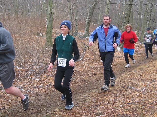 Terri & Eric at 2.5 miles