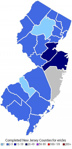 NJ Counties