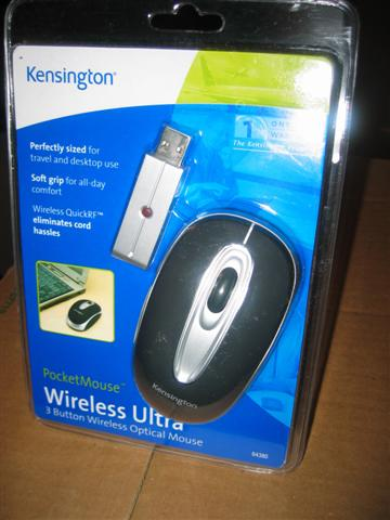 Compact Wireless Mouse
